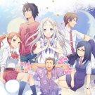 Anohana Anime Art 32x24 Poster Decor