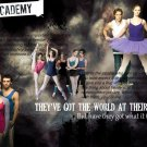 Dance Academy TV Show Art 32x24 Poster Decor