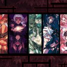 Accel World Animation Art 32x24 Poster Decor