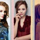 Chloe Grace Moretz Actor Star Art 32x24 Poster Decor