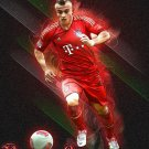Xherdan Shaqiri Football Star Art 32x24 Poster Decor