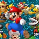 Super Mario Bros Baby Cute Art 32x24 Poster Decor