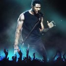 Usher Music Star Art 32x24 Poster Decor