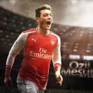 Mesut Ozil Football Star Art 32x24 Poster Decor