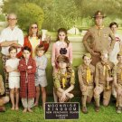 Moonrise Kingdom Movie Art 32x24 Poster Decor