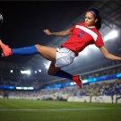 Sydney Leroux Football Star Art 32x24 Poster Decor