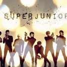 Super Junior Male Singing Group Art 32x24 Poster Decor