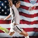 Alex Morgan Football Star Art 32x24 Poster Decor