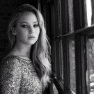 Jennifer Lawrence Actor Star Art 32x24 Poster Decor