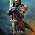 Dragon Age Inquisition Characters Art 32x24 Poster Decor
