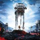 Star Wars Art 32x24 Poster Decor