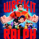 Wreck It Ralph The Popular Movie Art 32x24 Poster Decor