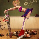 Lollipop Chainsaw Game Art 32x24 Poster Decor