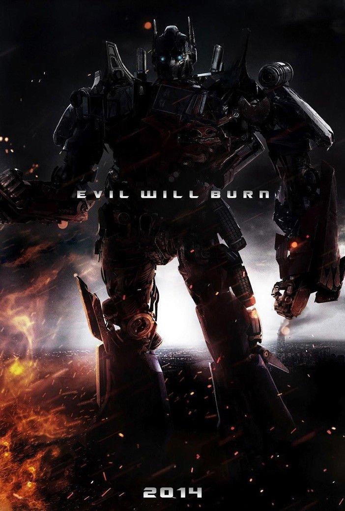 Transformers Movie Art 32x24 Poster Decor