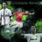 Cristiano Ronaldo Art 32x24 Poster Decor