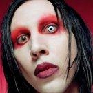 Marilyn Manson Music Band Group Art 32x24 Poster Decor