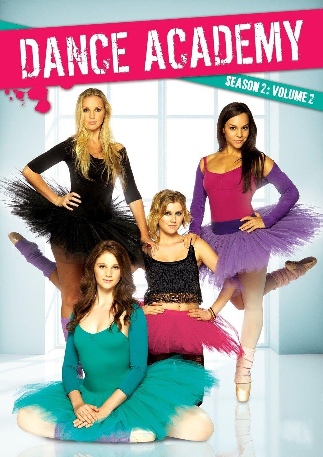 Dance Academy TV Show Art 32x24 Poster Decor