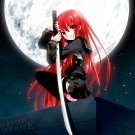 Shakugan No Shana Anime Art 32x24 Poster Decor