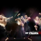 Georges St Pierre Mixed Martial Art 32x24 Poster Decor