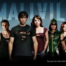 Smallville TV Show Art 32x24 Poster Decor