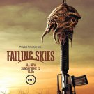 Falling Skies TV Show Art 32x24 Poster Decor