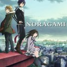 Noragami Animation Art 32x24 Poster Decor
