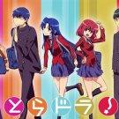 Toradora Anime Art 32x24 Poster Decor