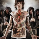 Bring Me The Horizon Art 32x24 Poster Decor