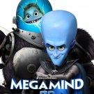 Megamind Movie Art 32x24 Poster Decor