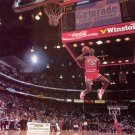 Michael Jordan Basketball Star Art 32x24 Poster Decor