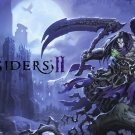 Darksiders Wrath Of War Game Art 32x24 Poster Decor