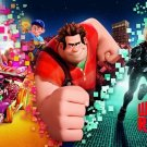 Wreck It Ralph The Popular Movie Art 32x24 Poster Decor
