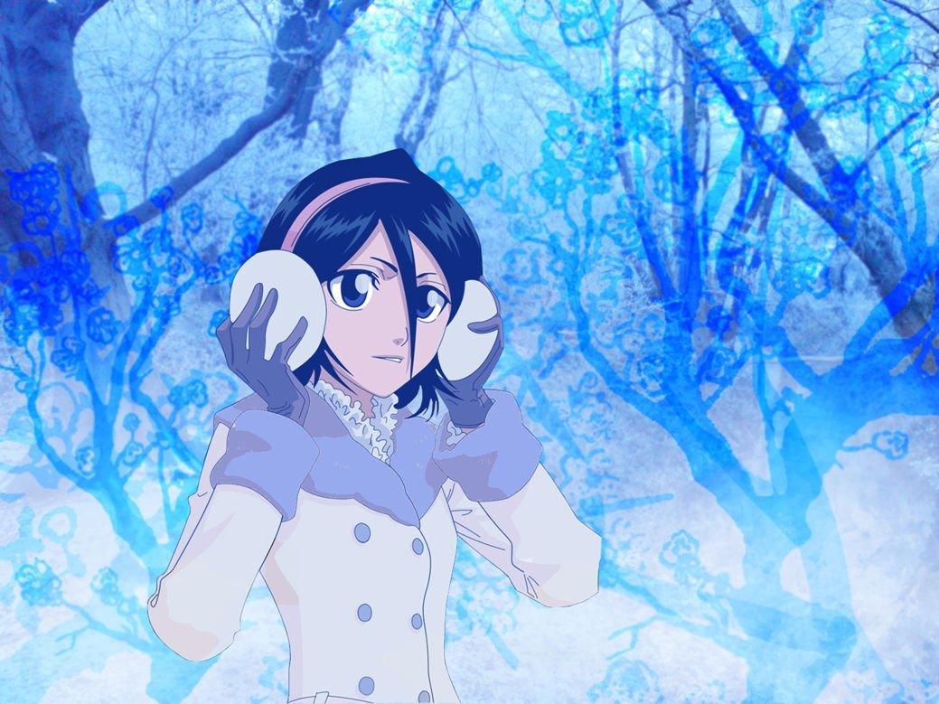 Bleach Anime Art 32x24 Poster Decor