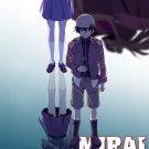 Mirai Nikki Redial Anime Art 32x24 Poster Decor