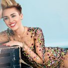 Miley Cyrus Music Star Art 32x24 Poster Decor