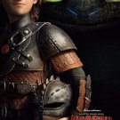 How To Train Your Dragon 1 2 Art 32x24 Poster Decor