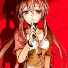 Mirai Nikki Redial Anime Art 32x24 Poster Decor