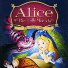 Alice In Wonderland Movie Art 32x24 Poster Decor