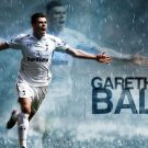 Gareth Bale Football Star Art 32x24 Poster Decor