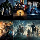 Which Is Your Favorite Mcu Movie Art 32x24 Poster Decor