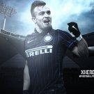 Xherdan Shaqiri Football Star Art 32x24 Poster Decor