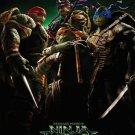 Teenage Mutant Ninja Turtles Art 32x24 Poster Decor