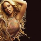 Mariah Carey Music Star Art 32x24 Poster Decor