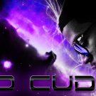 Kid Cudi Rapper Music Star Art 32x24 Poster Decor