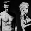 Die Antwoord Music Band Grou Art 32x24 Poster Decor