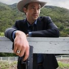 Justified Movie Art 32x24 Poster Decor