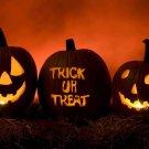 Halloween Art 32x24 Poster Decor
