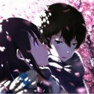 Hyouka Anime Art 32x24 Poster Decor