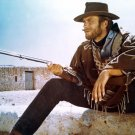 Clint Eastwood Movie Actor Star Art 32x24 Poster Decor