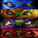 Teenage Mutant Ninja Turtles 2 Movie Art 32x24 Poster Decor